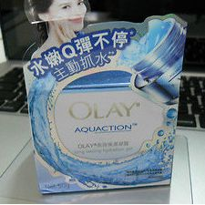 Olay Aquaction Long Lasting Hydration Gel 50g